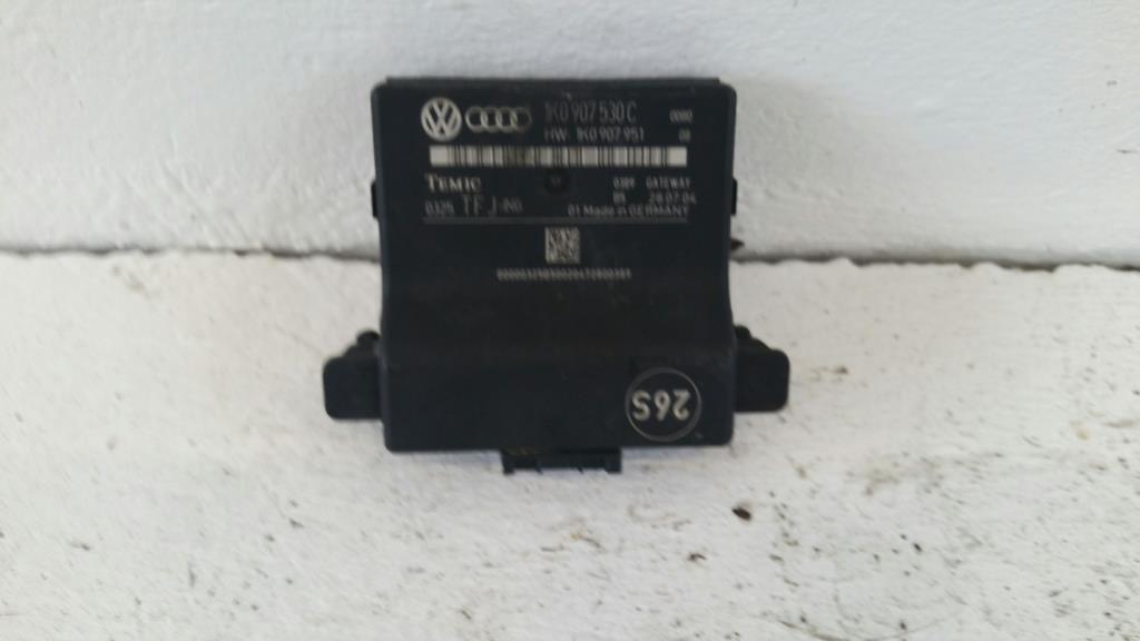 VW Touran 1T Bj.05 orig. Gatewaymodul Bordnetz Steuergerät 1K0907530C