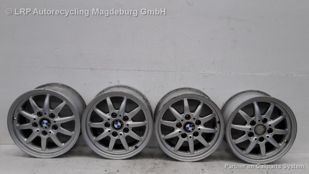 """Satz Alufelgen 15"""" 1132608-7 BMW 3-Er (E36) (90-99) BJ: 1996"""