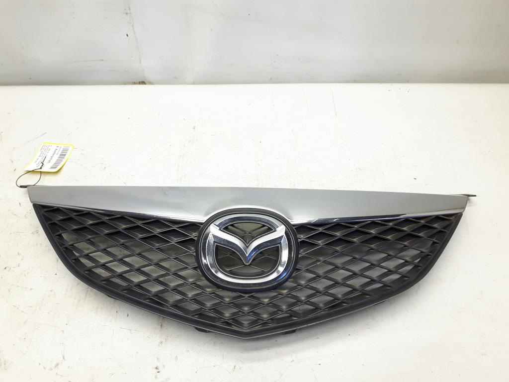 Mazda 6 GG Baujahr 2002 Kühlergrill Chrom GJ6A50712