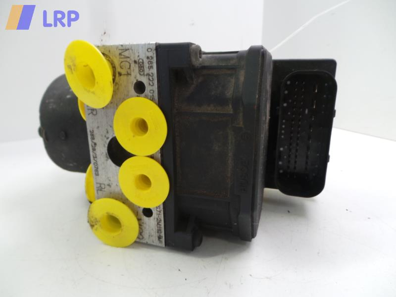 Ford Mondeo B*Y BJ: 2003 Hydroaggregat Abs, ABS Steuergerät 2,0 TDCI 96kw *FMBA* BOSCH 0265222015 1S712M110AF