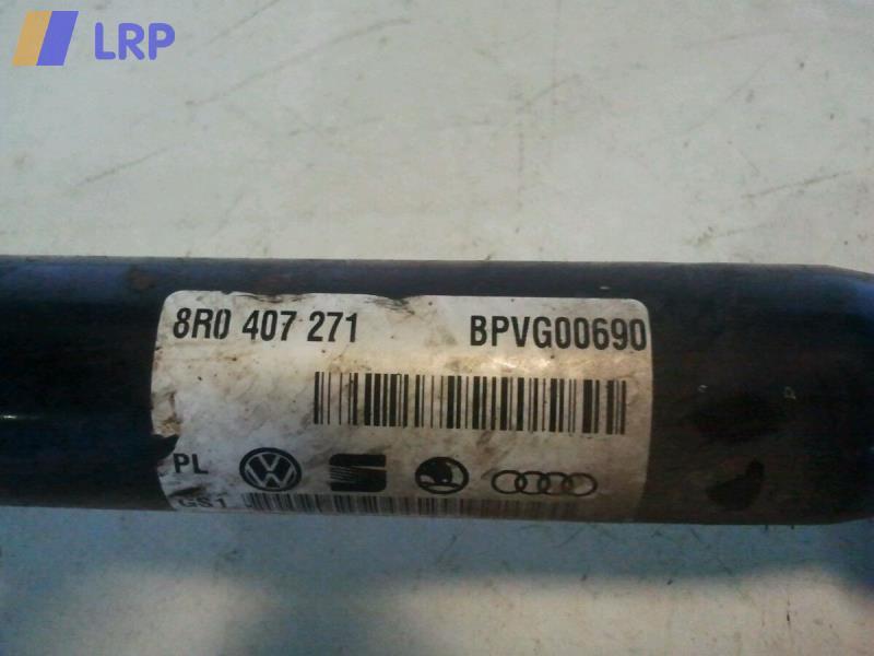 Audi Q5 8R Bj.2008 original Antriebswelle Gelenkwelle vorn rechts 8R0407271