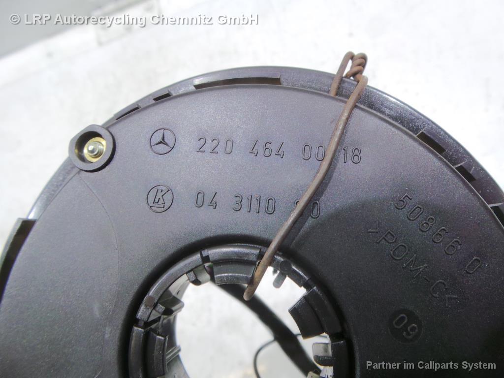 Schleifring 2204640018 Mercedes-Benz S280 - S600 BJ: 1999