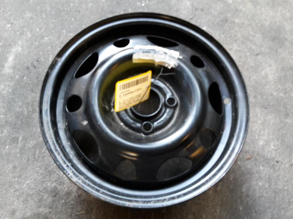 Opel Corsa (C) BJ 2001 einzelne Stahlfelge 5,5x14 ET49 5.5x14