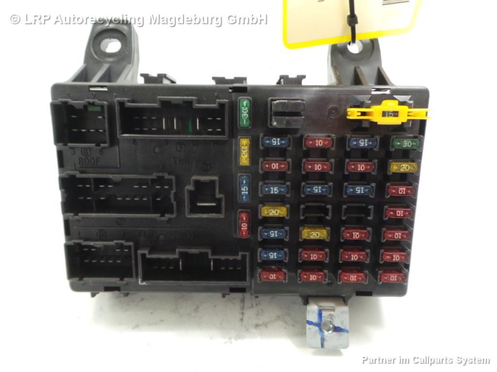 Hyundai Getz TB Bj.2002 Sicherungskasten 911981C000