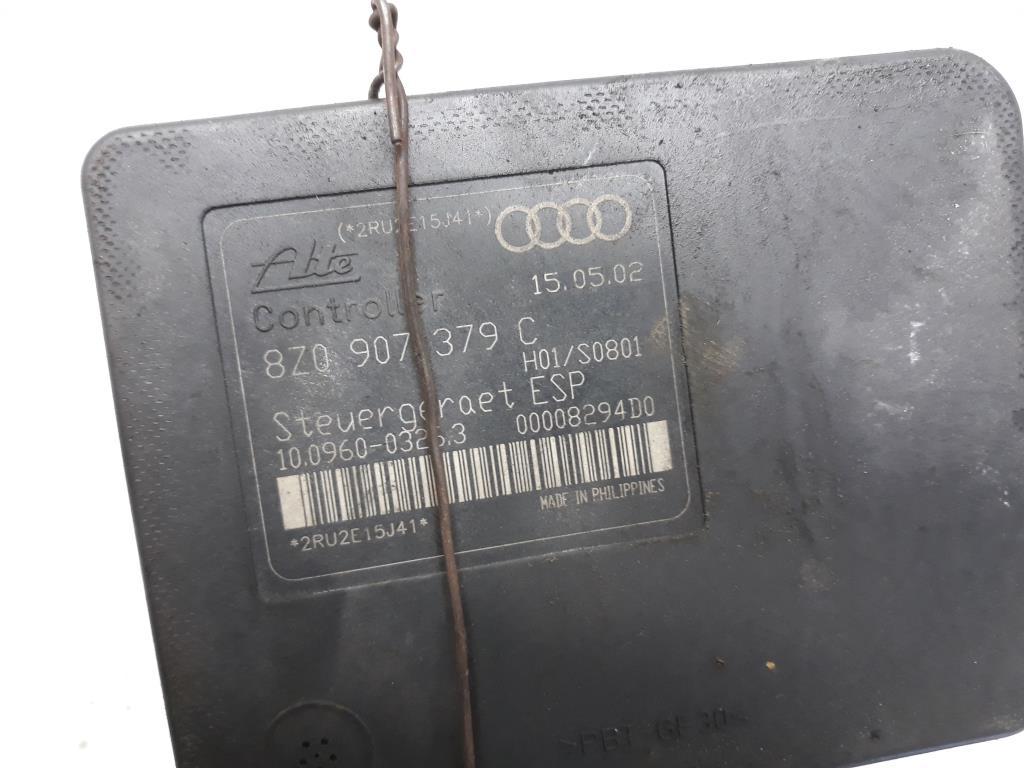 Audi A2 8Z 8Z0614517E ABS Block Hydroaggregat 1,4TDI 55kw AMF original BJ2002