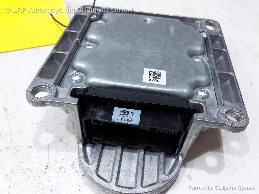 BMW 320i F30N LCI BJ 2015 Airbagsteuergerät Steuermodul 34526867168 Bosch 0265020786