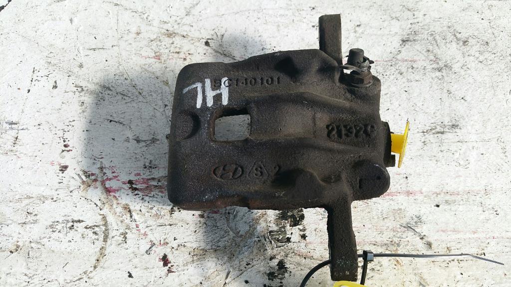 Hyundai i20 PB Bj.12 original Bremssattel hinten links ca. 241x9mm