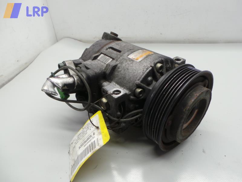 KLIMAKOMPRESSOR; Klimakompressor; A6/S6 (4B,BIS 05/01); TYP 4B AB 05/97 BIS 05/01; 4B0260808; 4B0260808