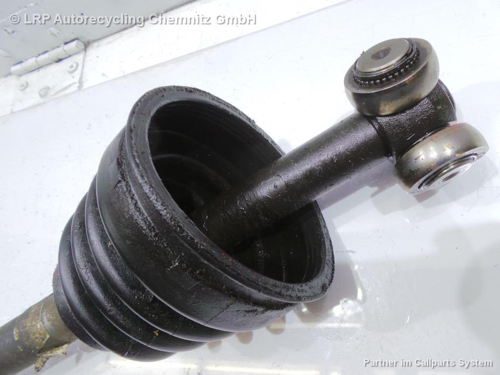 FIAT DOBLO 223 BJ:2001 1.9 Diesel 46KW-62PS 5-Gang ohne ABS Gelenkwelle Antriebswelle links