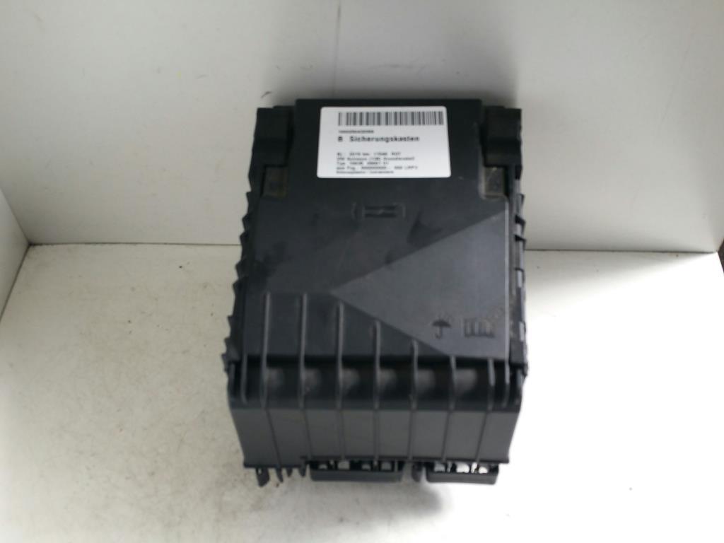 Volkswagen Scirocco 138 Bj.15 Sicherungskasten Zentralelektrik 3C0971249