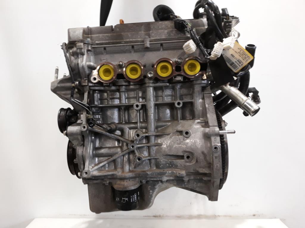 K12B Opel Agila B Motor Engine 1,2 63kw 36879km BJ2008