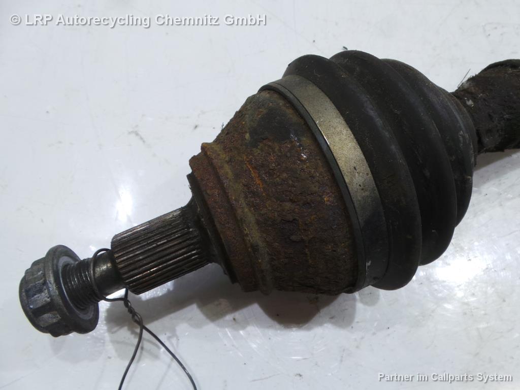 Gelenkwelle Vo Re 1J0407452LX N.L. N.L. Audi A3/S3 (8l,Ab 09/96) Quattro BJ: 1999