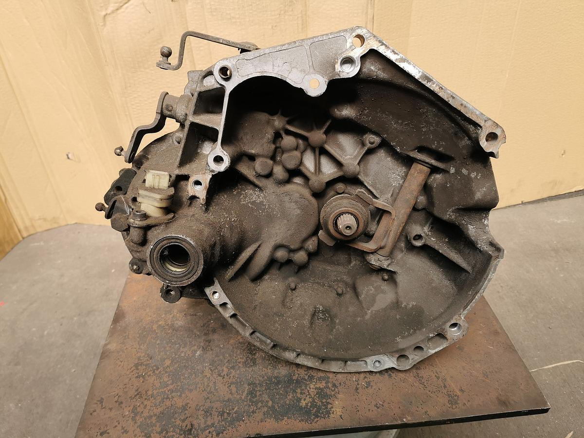 GETRIEBE 5G 1.6 65KW; Getriebe; 206 (2A/2C); TYPEN 2A/2C 10/98-03/03; 2222A0; GT-20CD32