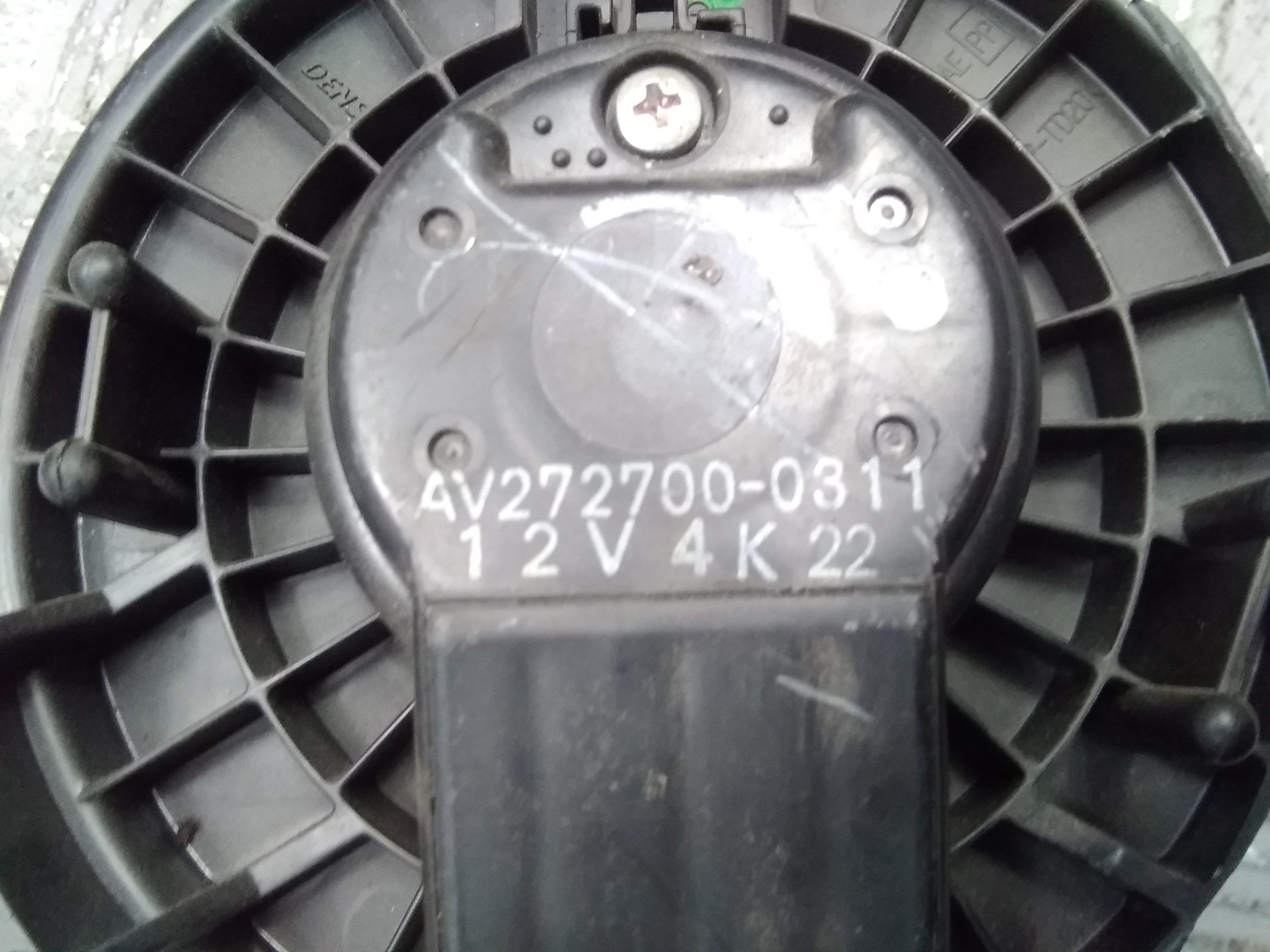 Suzuki Swiift III EZ Bj.2009 original Heizungsgebläse Gebläse 1,3 68KW *M13A* 5G Schalter