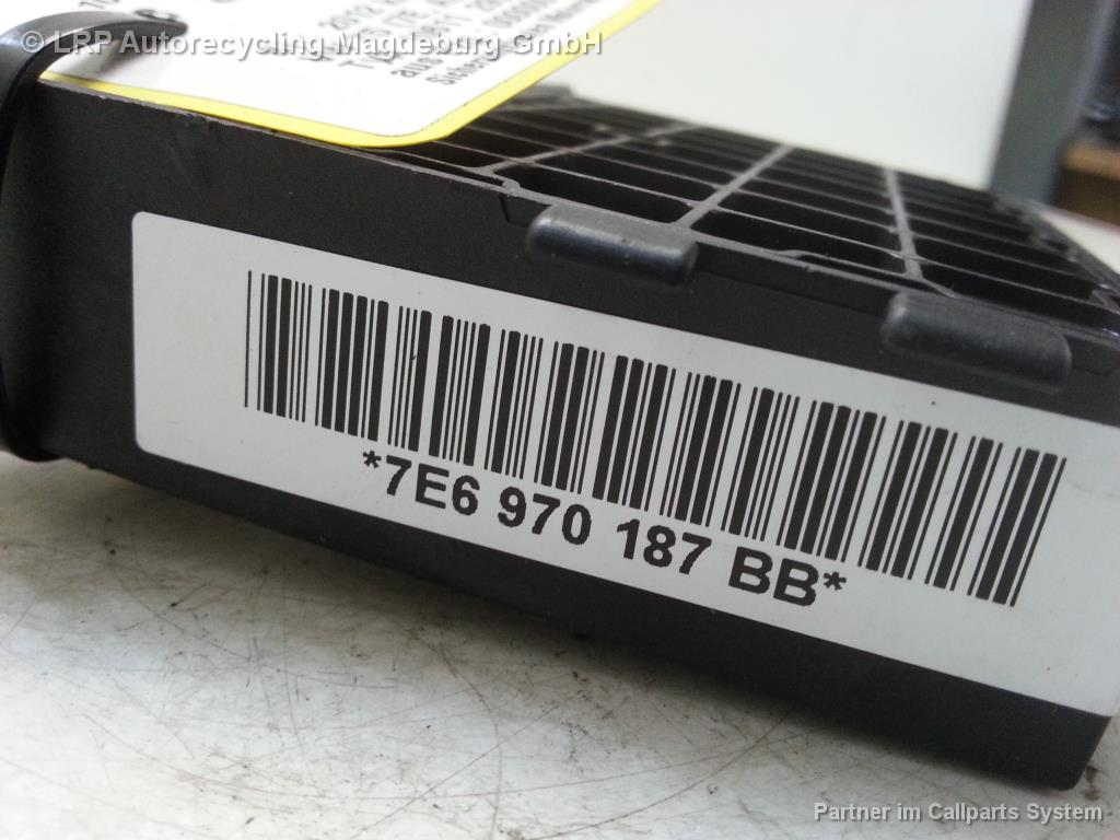VW T5 Facelift Bj.12 Sicherungskasten 2.0TDI 103kw *CAAC* 7E6970187BB