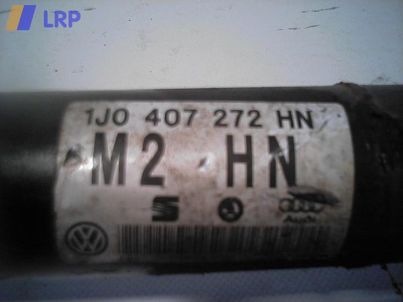 VW Bora 1J Bj.2000 original Antriebswelle Gelenkwelle vorn rechts 1J0407272HN