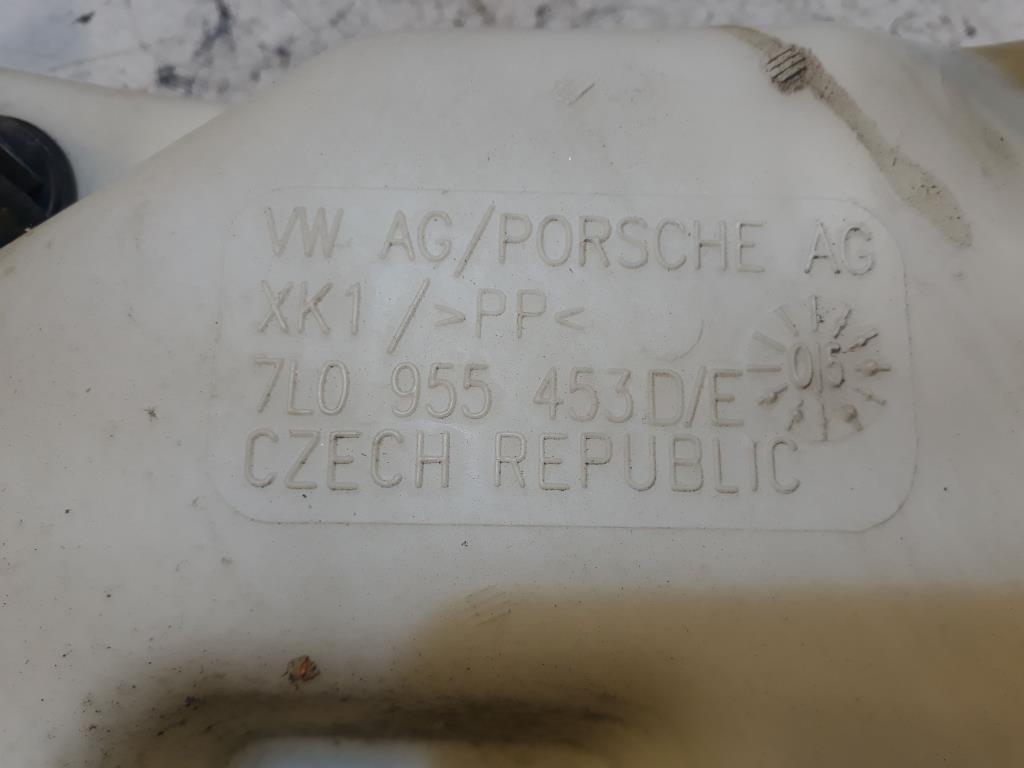 Porsche Cayenne Turbo 9P BJ 2005 Wischwasserbehälter 7L0955453D/E