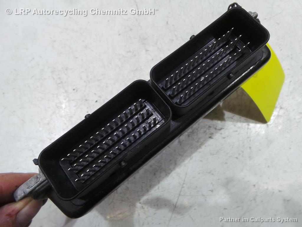 Chevrolet Matiz BJ 2010 Motorsteuergerät 0.8 96801800 5WY5407A