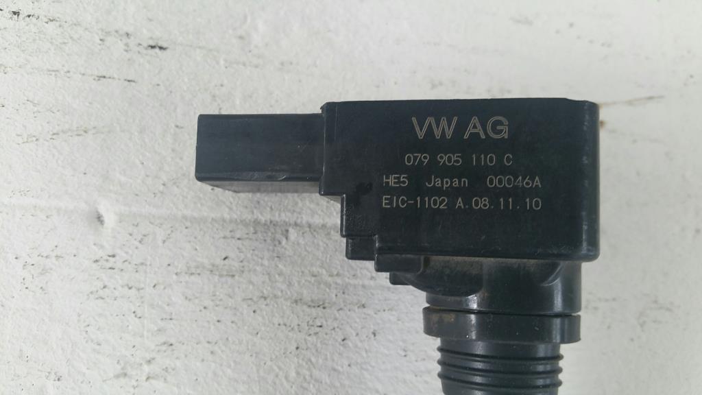Audi A7 Bj.2012 original Zündspule Zündmodul 079905110C ..