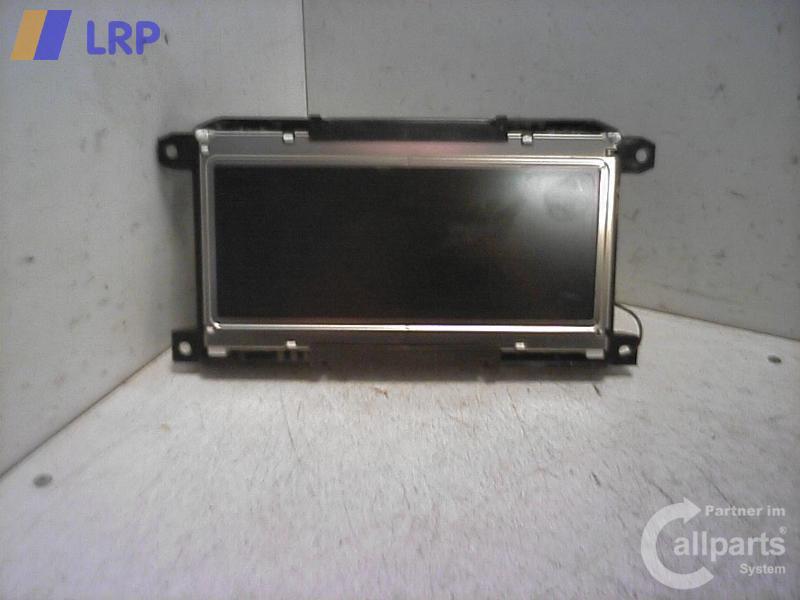 Audi A6 4F Bj. 2005 Display MMI 4F0919603