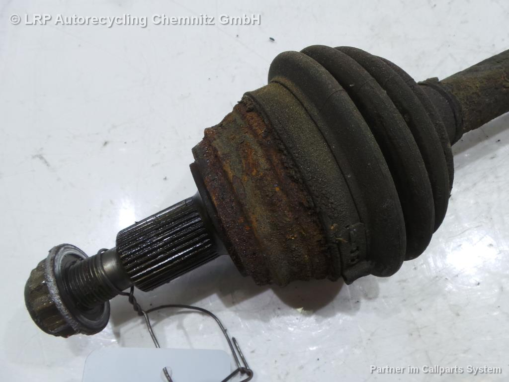 Gelenkwelle Hi Re 1J0501204B N.L. N.L. Audi A3/S3 (8l,Ab 09/96) Quattro BJ: 1999