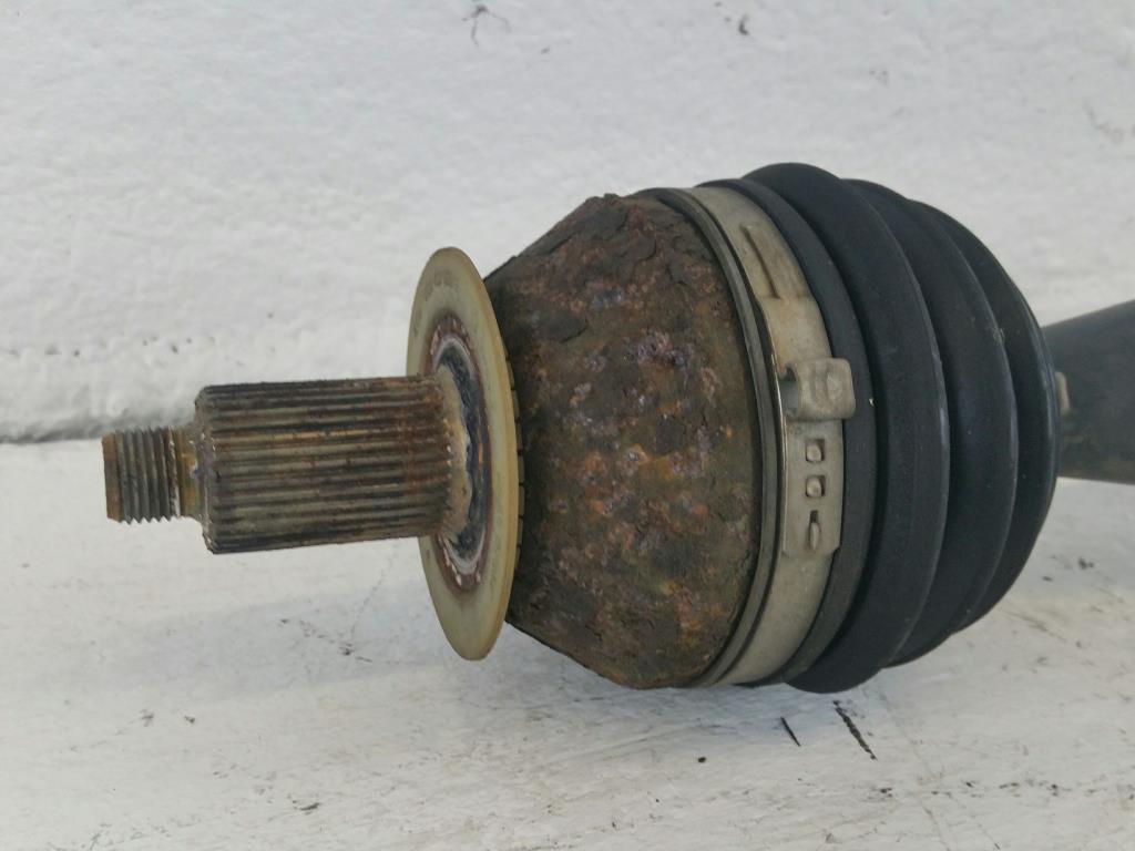 Skoda Fabia 2 5J ab10 Antriebswelle vorn rechts 1.2TSI 63kw 6Q0407272DC