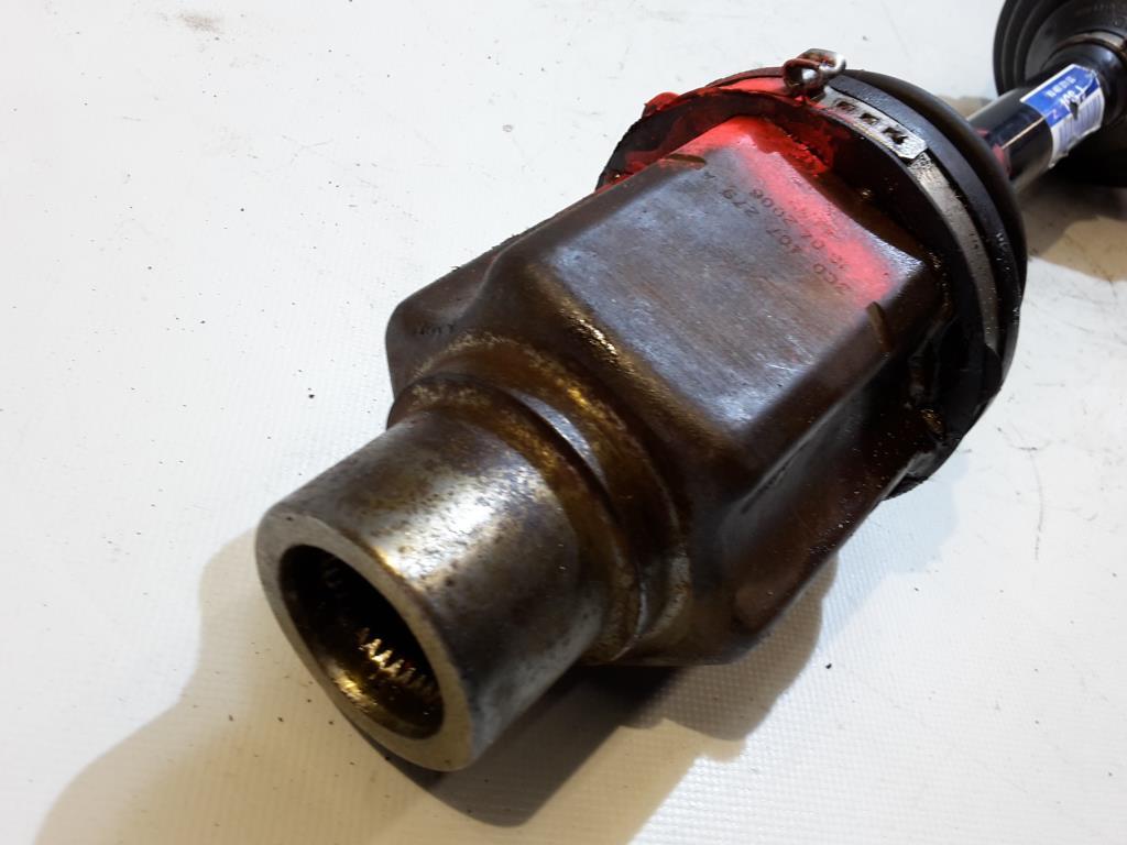 Audi A3 8P BJ 2006 Antriebswelle vorn links 1.6 75KW Automatik 1K0407271GS