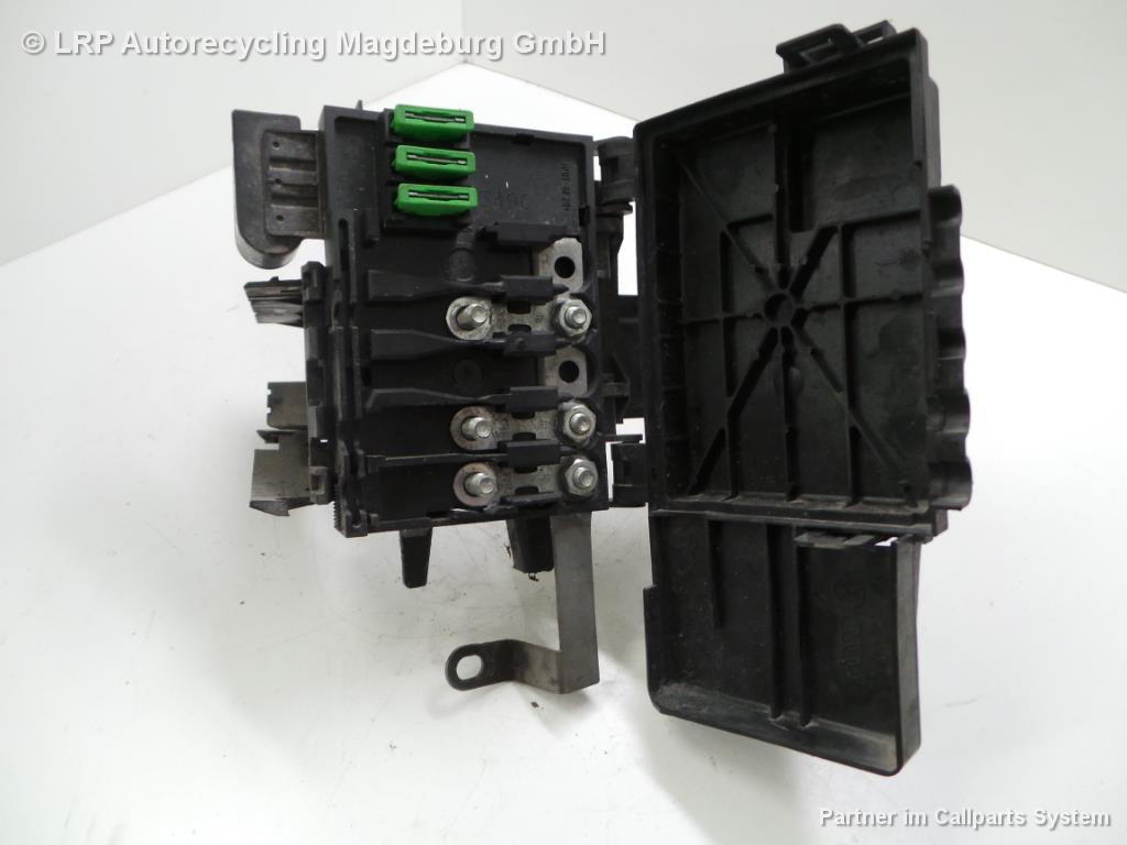 VW Golf 4 IV Bj.98 Sicherungskasten Abdeckung Batterie Sicherung 1J0937549C