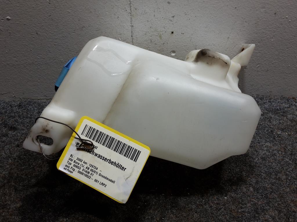 VW Bora 1J BJ 2002 Wischwasserbehälter Behälter Waschanlage mit Pumpe
