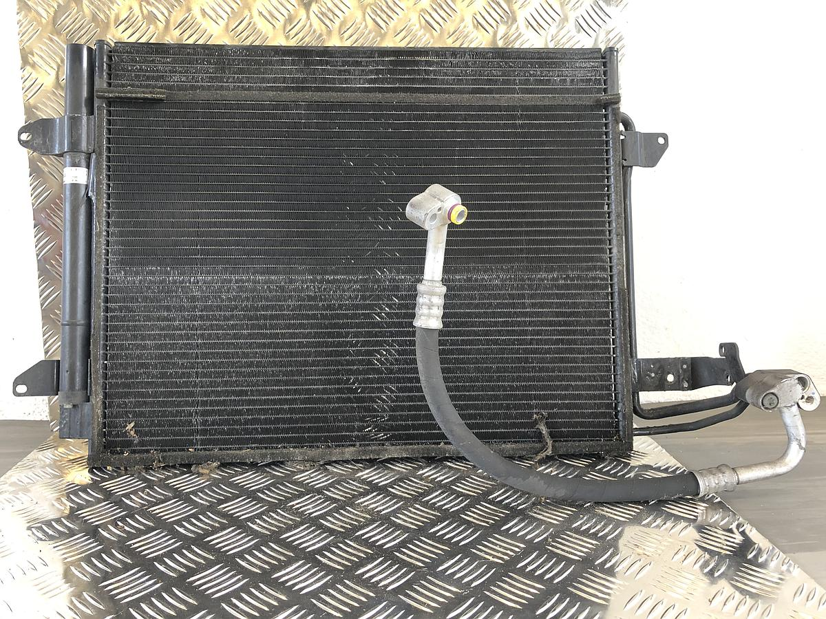 VW Touran 1T Bj.05 Klimakondensator 1.6 75kw *BSE* 1T0820191A