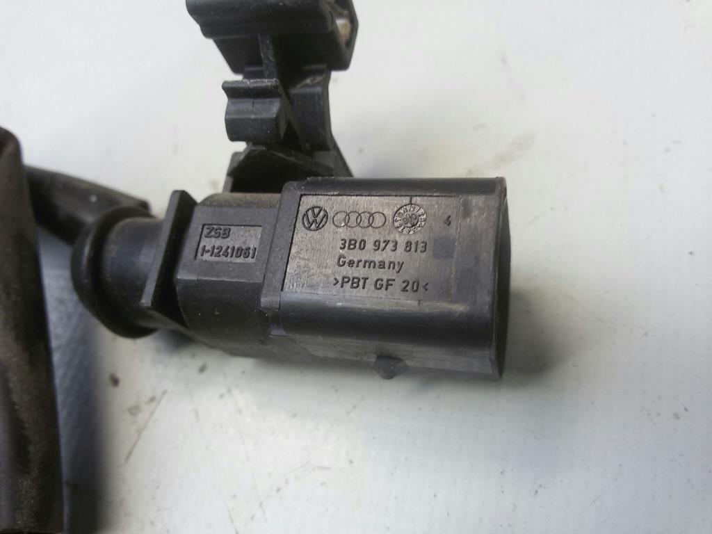 VW Polo 6R 3C0919275S PDC Sensoren Kabelsatz Stoßfänger hinten LD1E BJ2010