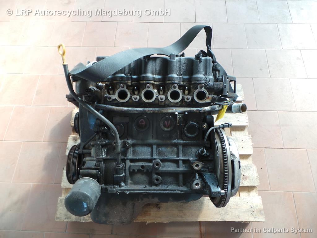 Hyundai Getz TB Bj.2002 Motor Aggregat 1,3 60kw *G4EA*