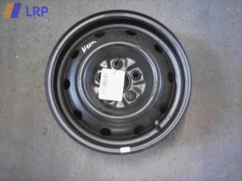 Chrysler Neon BJ 1995 einzelne Stahlfelge Felge 5.5Jx14 ET40 5,5x14
